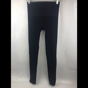 Soma Slimming Leggings Dark Gray Sz M